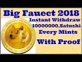 How To Free Earn  Unlimited DogCoin Satushi,Instant Withdraw,with Proof,urdu/hindi