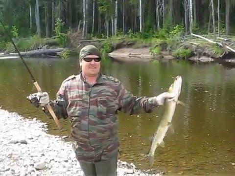 охота рыбалка север урала видео