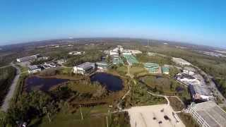Revision III tricopter test flight and first crash