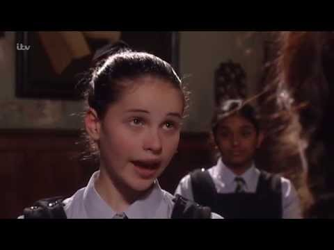 Oscar Nominee Felicity Jones as Ethel Hallow in The Worst Witch