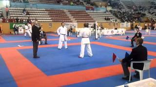 Serkan Yagci (TUR) vs. (RUS) 2011 European Regions Champ. ANKARA-TURKEY.mp4