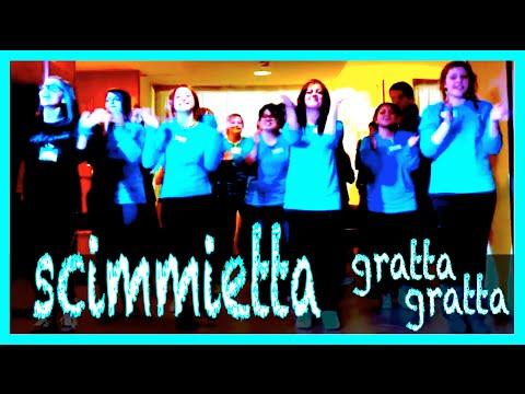 LA SCIMMIETTA GRATTA GRATTA – CANZONI PER BAMBINI – baby music songs