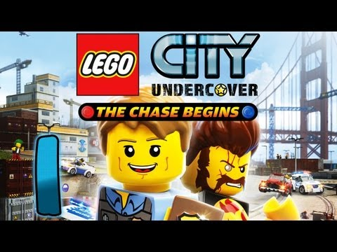 Let's Play Lego City Undercover The Chase Begins Part 1: Vom Donutbesorger zur Polizeilegende