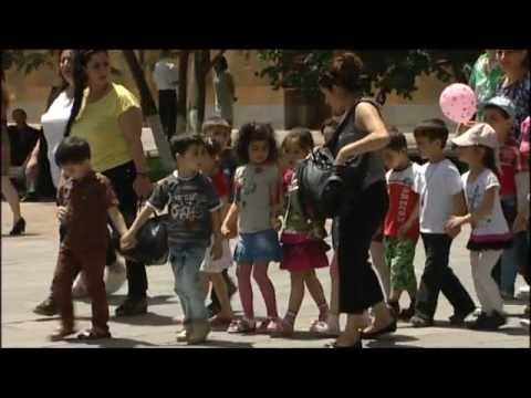 Children's International Day in the Mother See of Holy Etchmiadzin