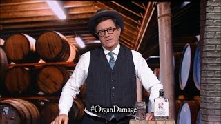 Stephen Colbert Endorses Savage Cock 190 Proof Grain Alcohol