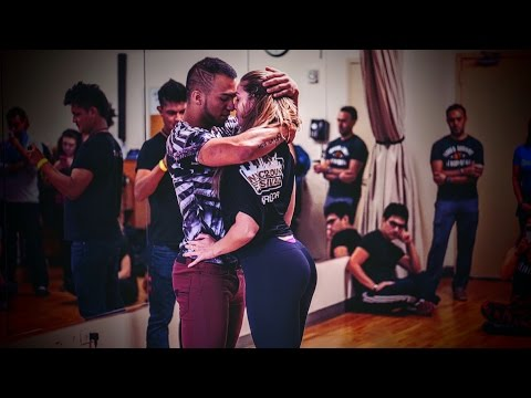 Layssa Liebscher​ & Arthur Santos​ - Favorite Moves Zouk Workshop - 2016 NYC Zouk Festival