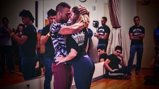 Layssa Liebscher​ & Arthur Santos​ - Favorite Moves Zouk Workshop - 2016 NYC Zouk Festival - Lean On