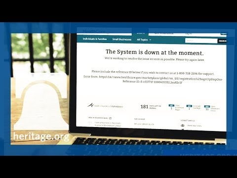 Obamacare: More Than a Glitch