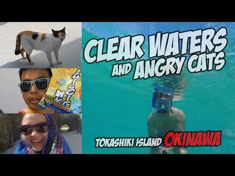 Guide to Tokashiki Island   Couple Travel Vlog   Okinawa