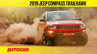 Jeep Compass Trailhawk | First Drive Review | Autocar India