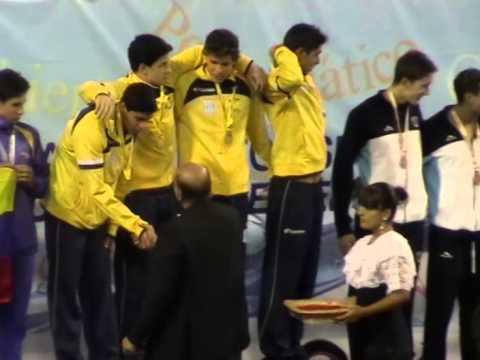 Campeonato Sudamericano Juvenil de Natación Lima 2015 (25)