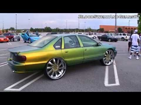 Chameleon 96 Impala SS on 28