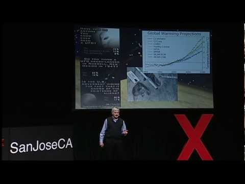 What if ET is out there?: Seth Shostak at TEDxSanJoseCA