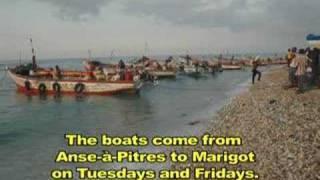 Haiti Jacmel Journals Boat Traffic Photo Report