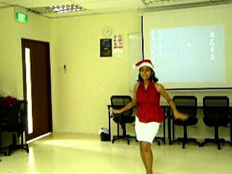 Christmas Party 2010 Student Performance Part2- ICRI Singapore Campus