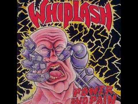 Whiplash - Power Thrashing Death