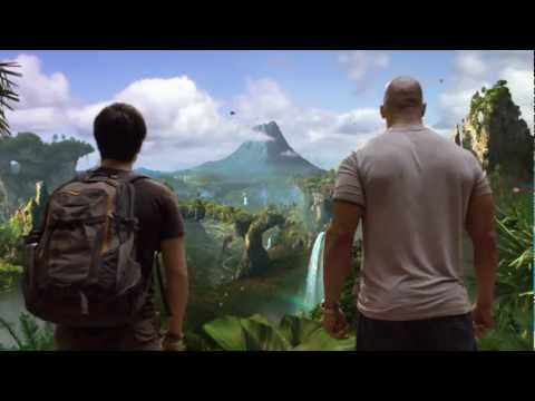 Journey 2 - The Mysterious Island - Trailer 1