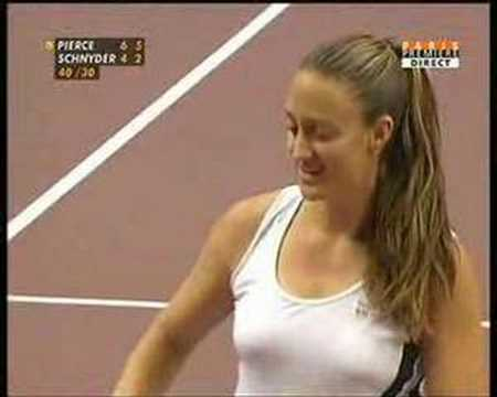 Mary Pierce Video