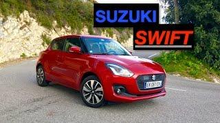 2017 Suzuki Swift Review - Inside Lane