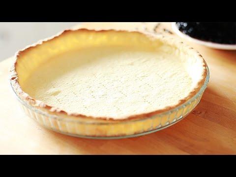 Como fazer massa de torta doce