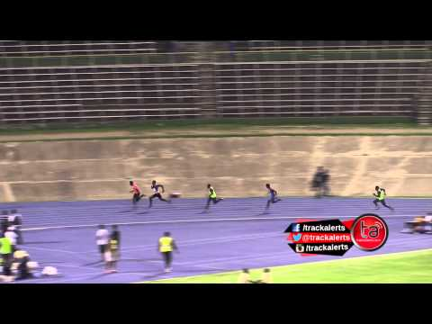 Bolt 20.20 wins 200m at UTech Classic