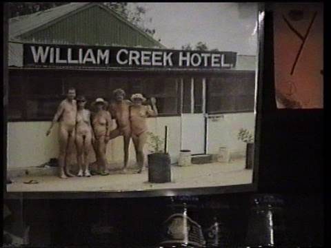 Australia Travel and Tour - William Creek Hotel