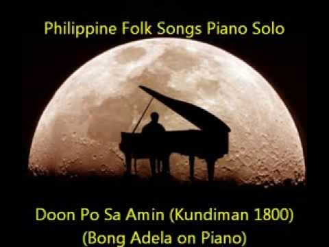Doon Po Sa Amin   (philippine Folk Songs Piano Solo) video