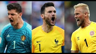 The Best FIFA Goalkeeper 2018 - THE FINAL 3