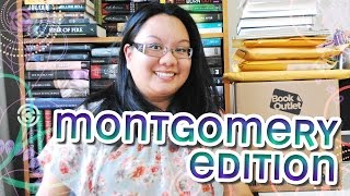 Book Haul #81: Montgomery Edition (September 2014)