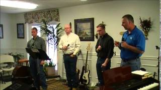 Angels Calling At My Door - WDFB Quartet