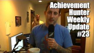 Achievement Hunter Weekly Update #23 (Week of August 2nd, 2010)