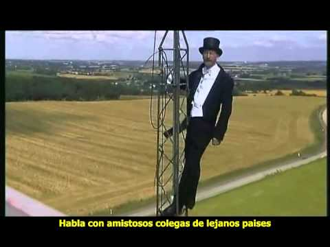 Join Us in the Airwaves by The Ham Band - Spanish Subtitles.