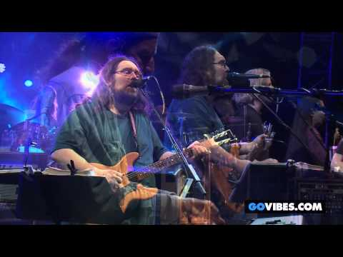 "Dark Star Orchestra performs ""Cosmic Charlie"" at Gathering of the Vibes Music Festival 2013"