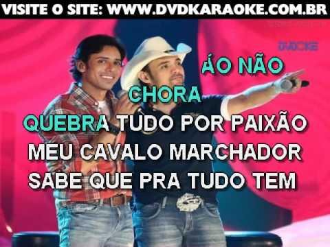 Guilherme & Santiago   Peão Não Chora
