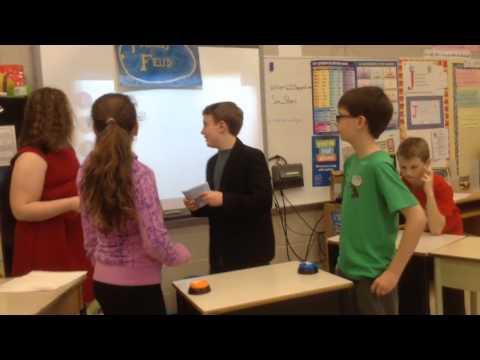 Vanier Elementary_Grade 6_Mme. Daly
