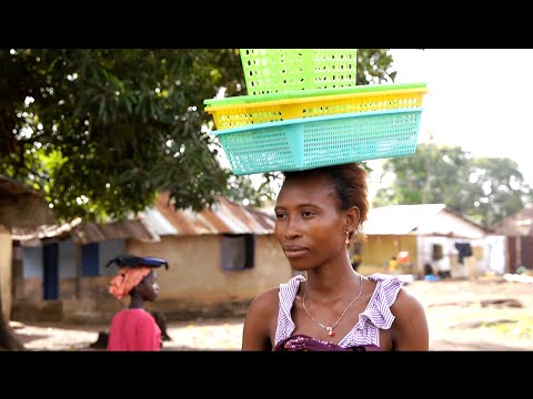 In Sierra Leone, Fatmata transforms her life with a microloan