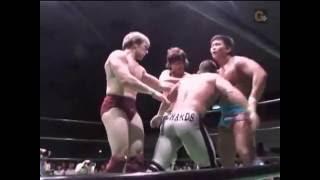 NOAH - Bryan Danielson & Davey Richards vs Kota Ibushi & Katsuhiko Nakajima