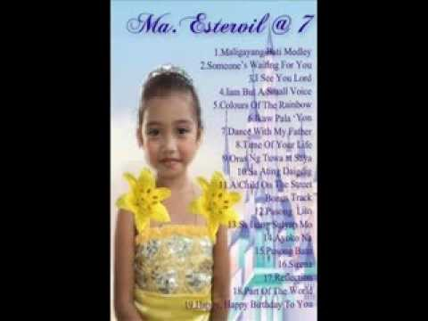 Maligayang Bati Medley - Ma. Estervil  7 video