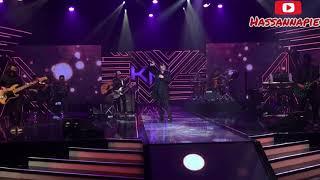 Awie nyanyi Di penjara janji live memang meremang satu auditorium!! Memang Lagend!! - Musik76