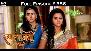 Swaragini - 16th August 2016 - स्वरागिनी - Full Episode (HD)
