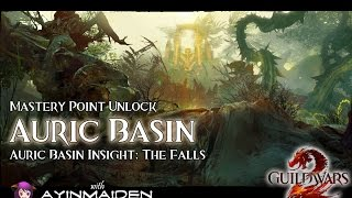 ★ Guild Wars 2 ★ - Auric Basin Insight: The Falls