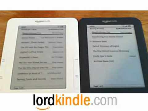 Buy Kindle Wireless Reader WiFi 6