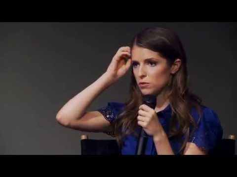 Anna Kendrick: Into the Woods Interview