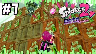 SO MANY BOXES: Splatoon 2 OCTO EXPANSION #7