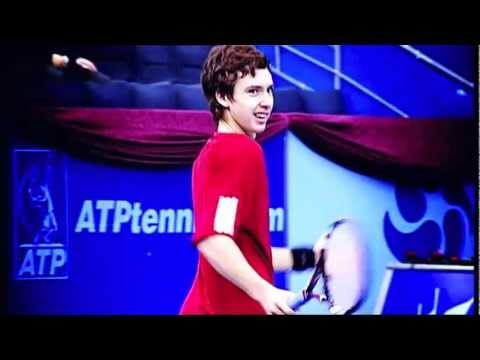 Ernests Gulbis Profiled In ATP World Tour Uncovered