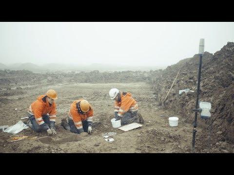 Uniek Romeins grafveld ontdekt bij voorbereidingen doortrekking A15
