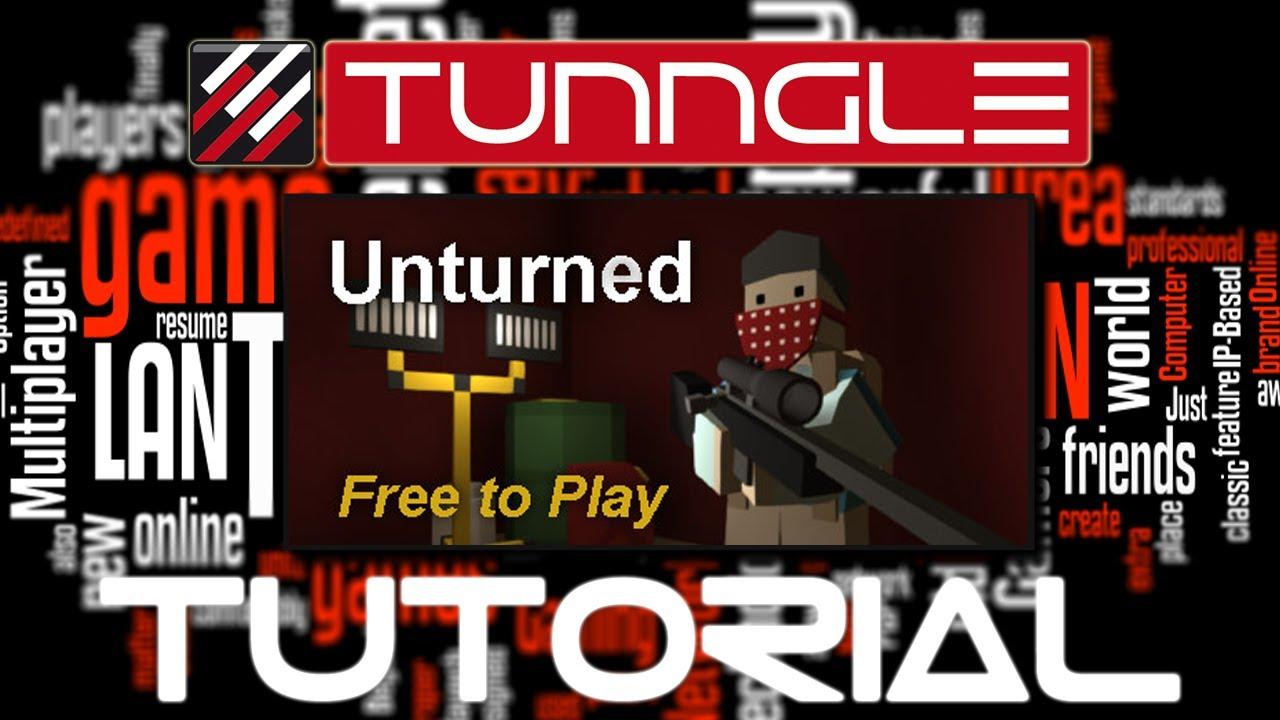 Как сделать сервер для unturned 3.0