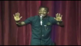 CY, Comedian, Slap Policeman in Lagos@50