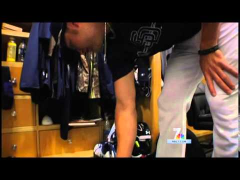 Andrew Cashner Locker Tour