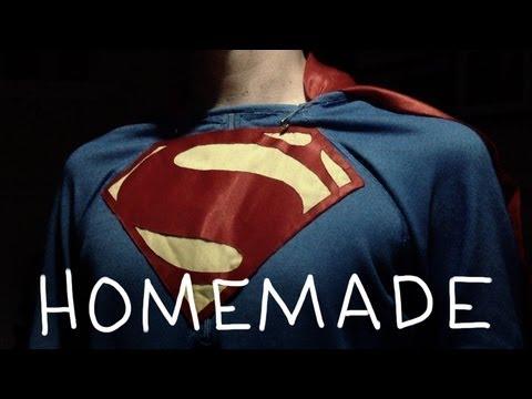Man Of Steel Trailer - Homemade Version: Shot-For-Shot